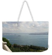 View Of The Marmara Sea - Istanbul Weekender Tote Bag