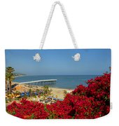 View Over Paradise Weekender Tote Bag