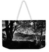 View Through The Trees Weekender Tote Bag