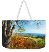 View With Caution Weekender Tote Bag