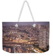 Views From Paseo Atkinson, On Cerro Weekender Tote Bag