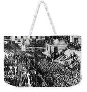 Vigilante Lynching, 1856 Weekender Tote Bag