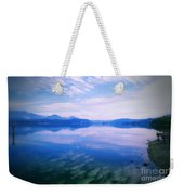 Vignette Lake Pend Orille  Weekender Tote Bag