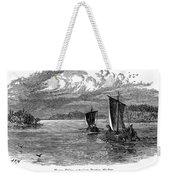 Vikings: North America Weekender Tote Bag