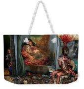 Vile World To View Weekender Tote Bag