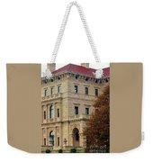 Villa In Fall Weekender Tote Bag
