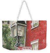 Village Lamplight Weekender Tote Bag