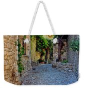 Village Lane Provence France Weekender Tote Bag