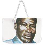 Vincent Mulago Weekender Tote Bag