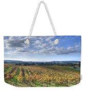 Vines In Fields Weekender Tote Bag