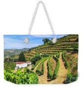 Vineyard Landscape Weekender Tote Bag