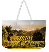 Vineyard Weekender Tote Bag by Voisin and Phanie and Photo Researchers