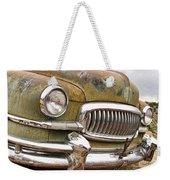 Vintage 1951 Nash Ambassador Front End 2 Weekender Tote Bag