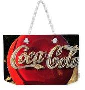 Vintage Coke Weekender Tote Bag