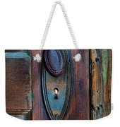 Vintage Door Knob Weekender Tote Bag