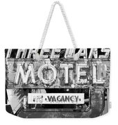 Vintage Florida Motel Weekender Tote Bag