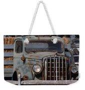 Vintage Harvest Weekender Tote Bag