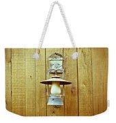 Vintage Lamp Weekender Tote Bag