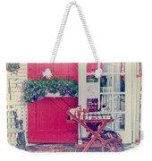Vintage Store Weekender Tote Bag
