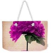 Violine Weekender Tote Bag by Aimelle
