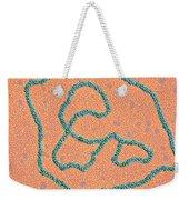 Viral Dna Rings Weekender Tote Bag