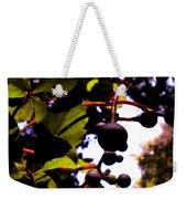 Virginia Creeper Fruit Weekender Tote Bag