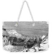Virginia: Salt Mine, 1857 Weekender Tote Bag