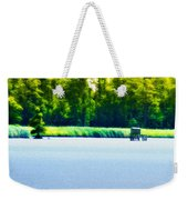 Virginia Tides Weekender Tote Bag by Bill Cannon
