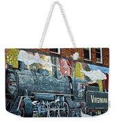 Virginian Weekender Tote Bag