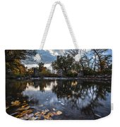Visions Of Fall Weekender Tote Bag