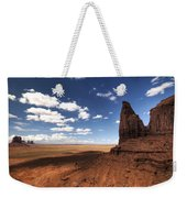 Visions Of Monument Valley  Weekender Tote Bag