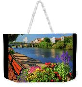 Visit Provence Poster Weekender Tote Bag