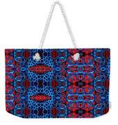 Vital Network II Design Large Weekender Tote Bag