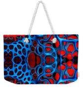 Vital Network II Design Weekender Tote Bag