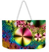 Vitamin B1 Crystal Weekender Tote Bag