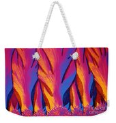 Vitamin E Crystals Weekender Tote Bag