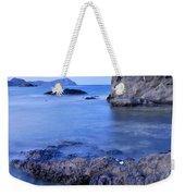 Volcanic Reef Weekender Tote Bag