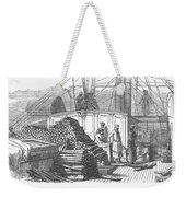 Volga Steamboat Weekender Tote Bag