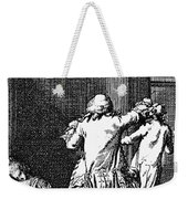 Voltaire: Candide Weekender Tote Bag