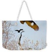 Vulture Weekender Tote Bag