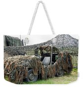 Vw Iltis Of The Special Forces Group Weekender Tote Bag