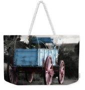 Wagon Ho Weekender Tote Bag