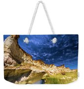 Wahweap Hoodoo Trail Weekender Tote Bag