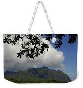Waiahole Beach Park Weekender Tote Bag by Mark Gilman