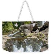 Wailua Falls And Rocks Weekender Tote Bag