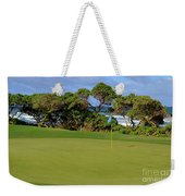 Wailua Golf Course - Hole 17 - 3 Weekender Tote Bag