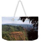 Waimea Canyon And Marshes Weekender Tote Bag