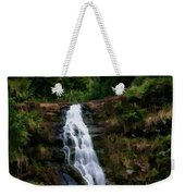 Waimea Valley Falls Weekender Tote Bag
