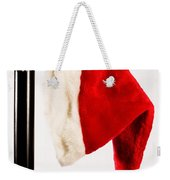 Waiting For Christmas Day Weekender Tote Bag