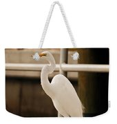Waiting For My Ship To Come In Weekender Tote Bag